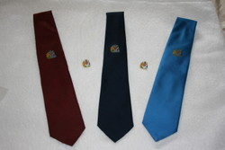 BAS Club Ties on sale in our shop