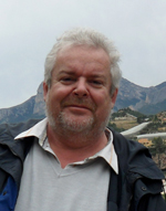 Picture of BAS Club Secretary Tony Wincott
