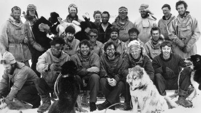Halley Team, 1971