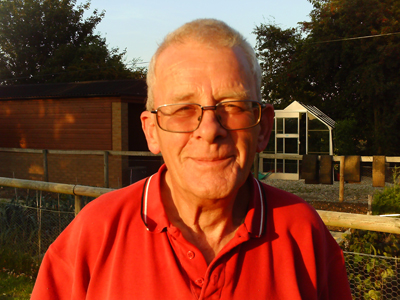 Image of Peters, Barry John